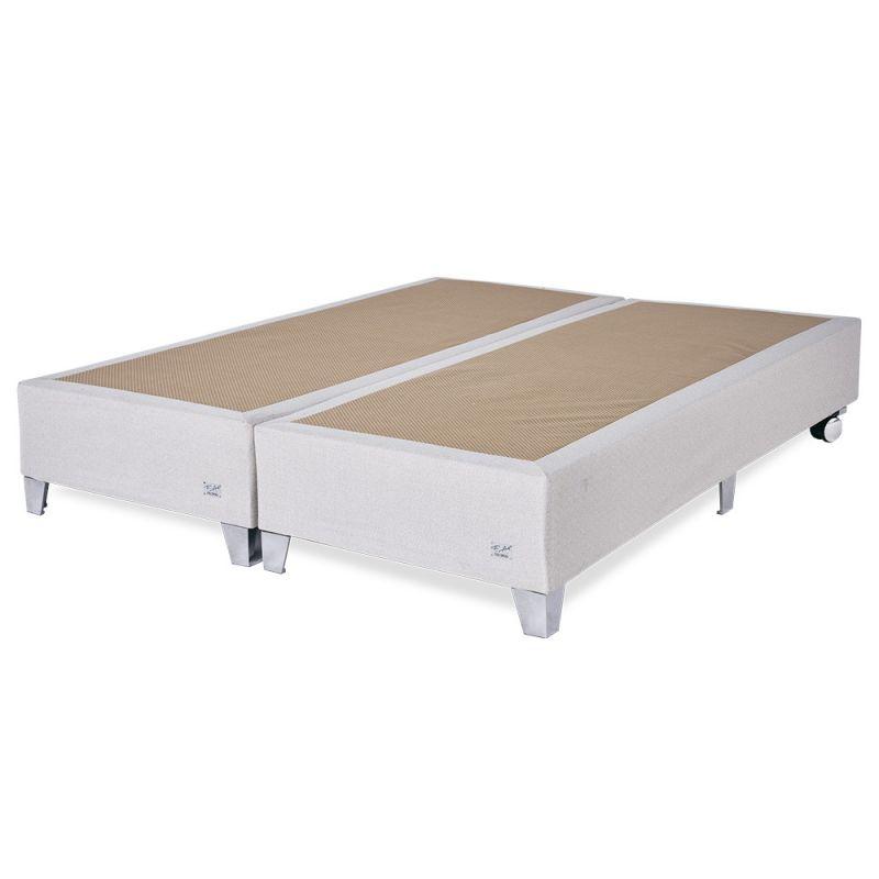Box Para Colchão Queen 158x198x35cm Premium - FA Colchões