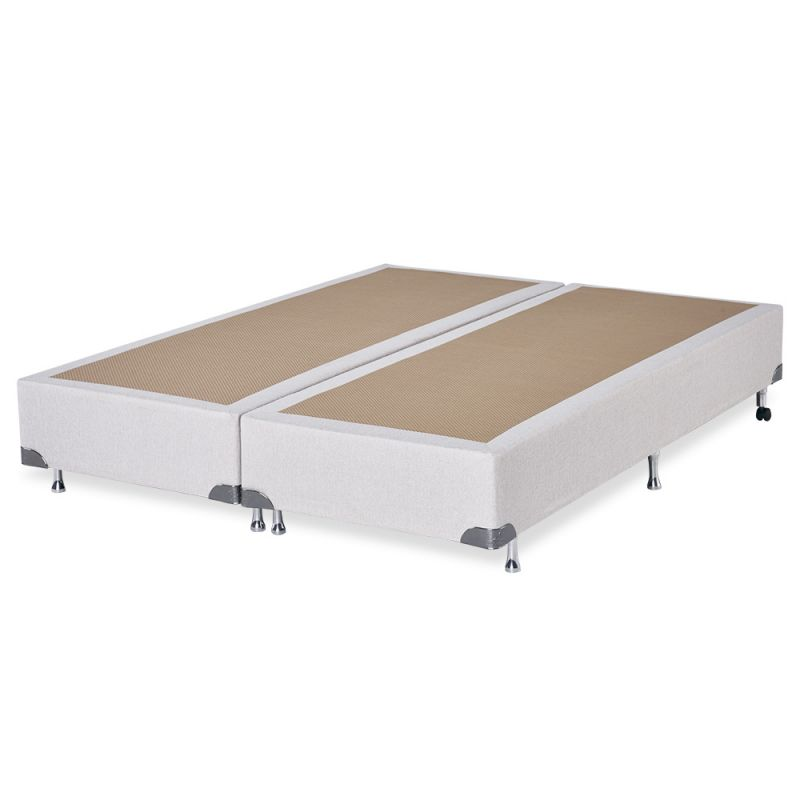 Box Para Colchão Queen 158x198x38cm Plus - FA Colchões