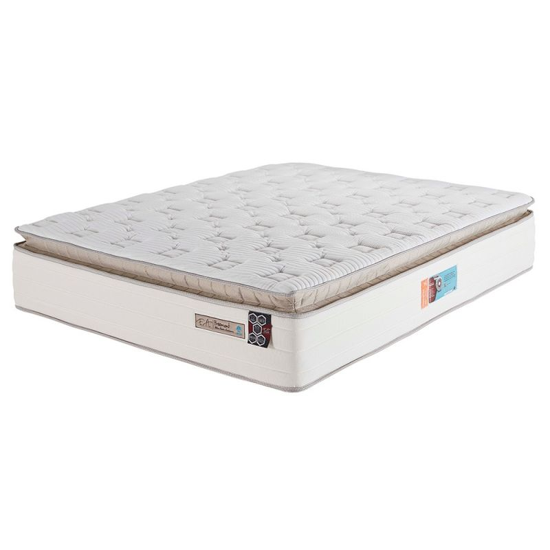 Colchão Casal 138x188x36cm Molas Ensacadas com Pillow Top Freemont - FA Colchões