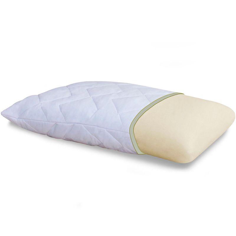 Travesseiro Conforto de Látex Hipoalérgico 50x70cm - Fa Colchões