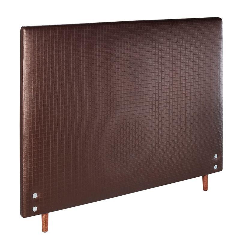 Cabeceira Estofada Para Cama Box Casal 197x127cm  - FA Colchões