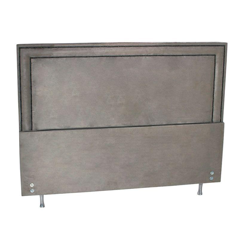 Cabeceira Estofada Para Cama Box Queen 162x127cm  - FA Colchões
