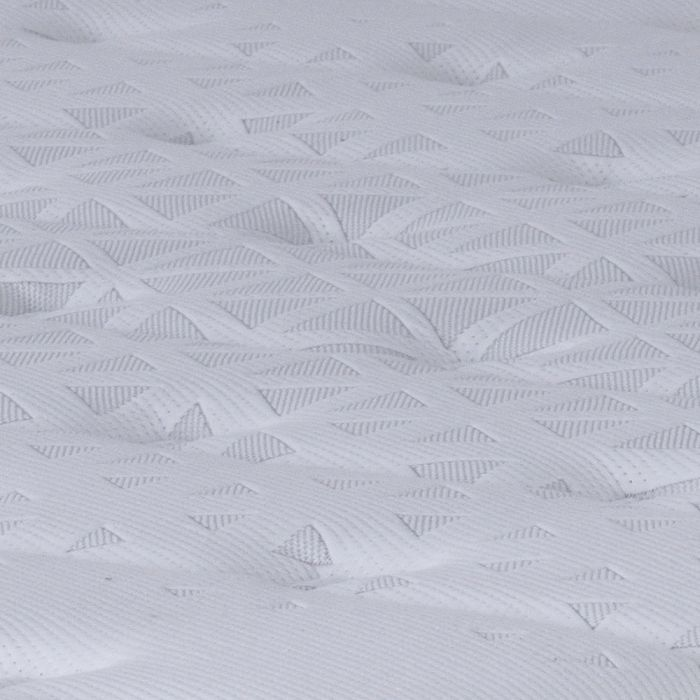 Cama Box Colchão Queen 158x198x72cm Molas Ensacadas Tecnologia para Recuperação Malha Intense – Max Recovery - FA Colchões